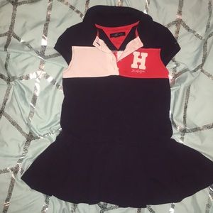 Girls Tommy Hilfiger T-shirt dress
